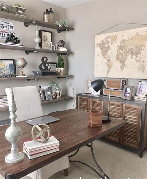 easy diy farmhouse desk decor ideas   budget
