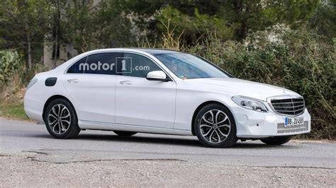 2019 Mercedesbenz Cclass Facelift, Interior, Engine, Sedan
