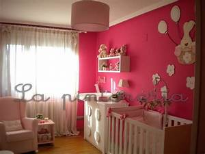 deco chambre bebe chambre petite fille With peinture chambre petite fille