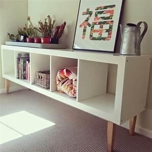 Ikea Idee Deco : id e pour customiser personnaliser peindre d tourner une tag re expedit de chez ikea diy d co ~ Preciouscoupons.com Idées de Décoration