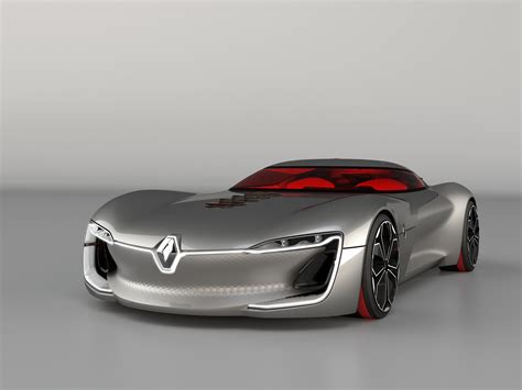 Renault Backgrounds by Renault Trezor Concept Wallpapers Images Photos Pictures