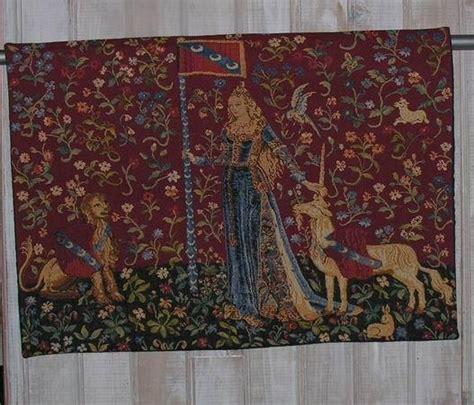 Tapisserie Dame à La Licorne by Tapisserie La Dame 224 La Licorne Le Toucher