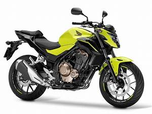 Honda Cb 500 2017 : new colour for the 2017 honda cbr500r and cb500f lemon ice yellow from rm31 363 bikesrepublic ~ Medecine-chirurgie-esthetiques.com Avis de Voitures