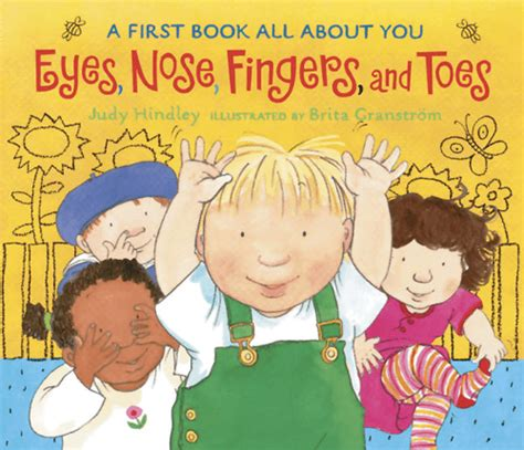 wheels on the preschool learning all about me 297 | Eyes Nose Fingers and Toes byJudy Hindley All About Me Books for Preschoolers