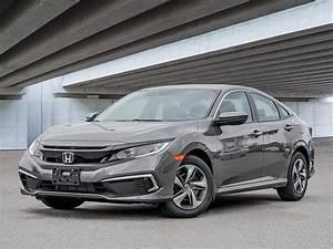 New 2020 Honda Civic Sedan Lx Manual For Sale In Lachine