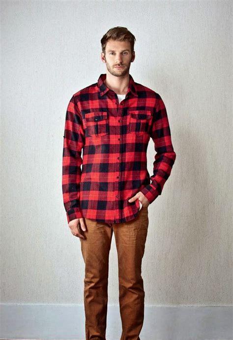 Macho Moda Blog de Moda Masculina: Camisa Xadrez