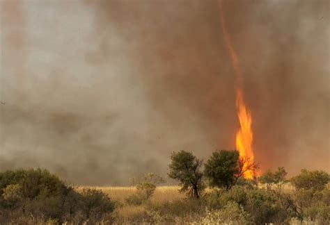 Fire Tornadoes Real