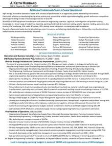 digital caign manager resume j keith hubbard resume manufacturing and supply chain leadership