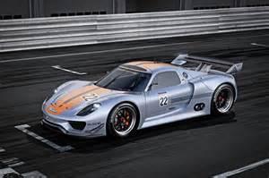 2011 Porsche 918 RSR - Концепты
