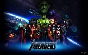 The Avengers 2 HD Wallpaper