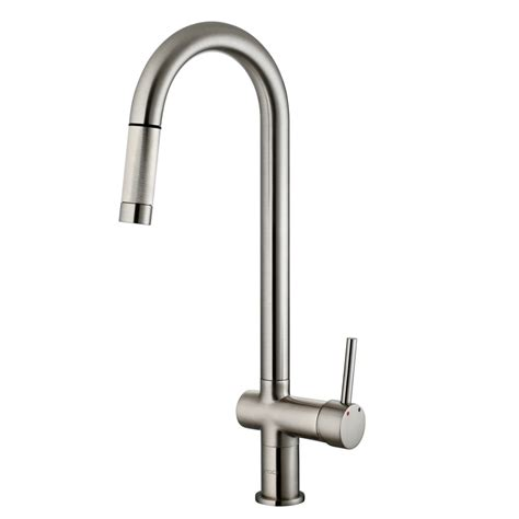 review of kitchen faucets vigo gramercy single handle pull kitchen faucet