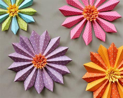 Frühlingsblumen Basteln Aus Papier by Aus Fr 252 Hlingsblumen Basteln Sie Herrliche Deko F 252 R Ihr Zuhause