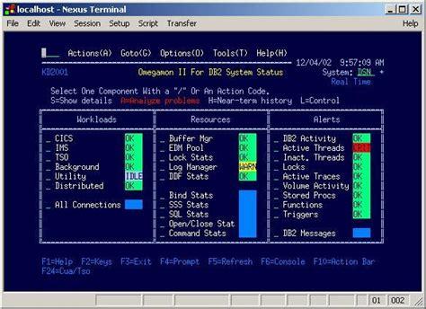 Telnet 3270/5250/vt/ansi/ssh/ssl Terminal