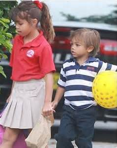 Tiger Woods Children