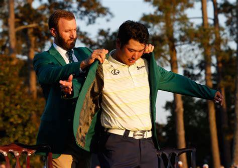 Matsuyama basks in historic Masters win – Malaya Business ...