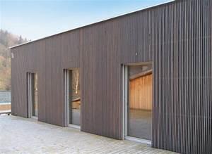 Holzfassade Welches Holz : holzfassade stilvolle verkleidung f r ihr geb ude von walli ~ Yasmunasinghe.com Haus und Dekorationen