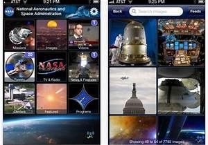 NASA updates iPhone app to version 2.0 - SlashGear