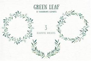 Leaves Clipart Wedding - Pencil And In Color Leaves ...