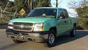 2004 Chevrolet Silverado 4x4 1 Owner Chevy 4 Door Extra