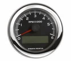 tachometer volvo penta 881647 volvopentastore