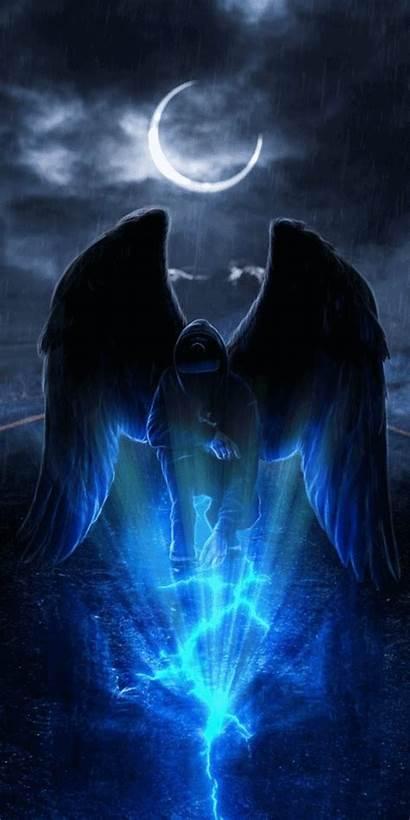 Angel Neon Wings Hypebeast Smoke Phone Uploaded