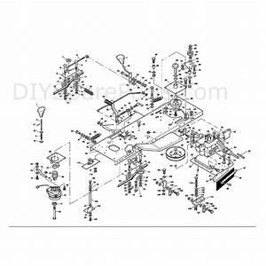 Westwood T1600 36 U0026quot  Tractor  T160036  Parts Diagram  Page 4