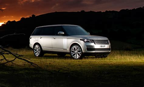 2019 Range Rover P400e A New Age Of Range