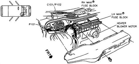 service manual   replace  oldsmobile achieva