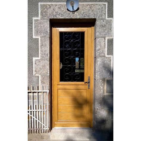porte d entree bois porte d entr 233 e bois a la fen 234 tre
