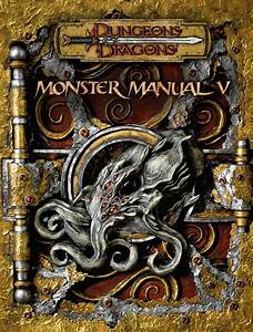 Monster Manual V  3 5