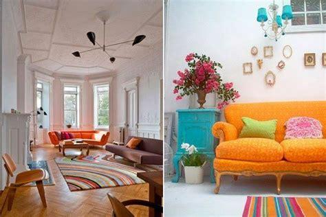 sofa verde y naranja 12 ideas para combinar un sof 225 naranja 183 12 ideas to