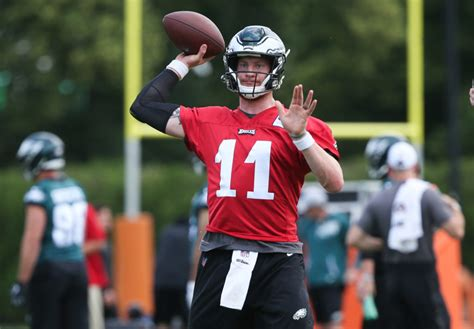 takeaways   carson wentz contract extension