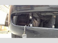 HOW TO Remove Fog Light BMW 5 Series 3 Series E39 528I