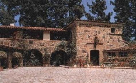 steve mcqueens house  beverly hills ca virtual