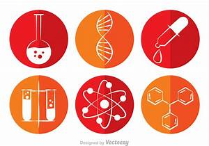 Chemistry Circle Vector Icons - Download Free Vector Art ...