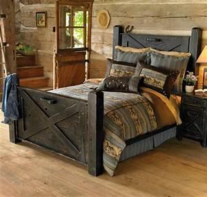 massive schlafzimmer landhausmobel moderne und gunstige With barn board bedroom furniture