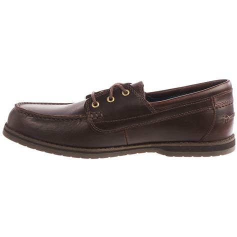 Timberland Boat Shoes Australia by Timberland Alton Bay 3 Eye Boat Shoes For Save 65
