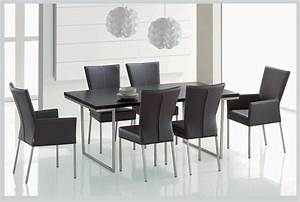 Attractive Decor with a Modern Dining Room Sets ...