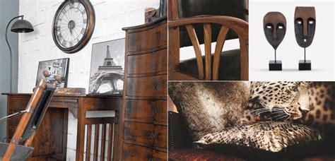 meubles et décoration de style exotique et colonial mobilier et objets de décoration esprit colonial pier import