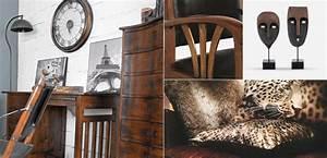 Mobilier et objets de décoration esprit colonial Pier Import