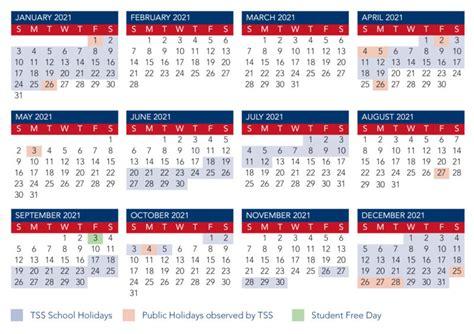 calendar  southport school