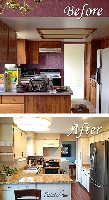 inexpensive kitchen makeovers home d 233 cor on a budget creating your kitchen by 1859