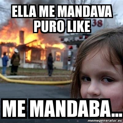 Girl House Fire Meme - like a boss disaster girl meme memeaddicts