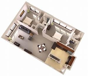 Two, Bedroom, Apartments, Near, Metro