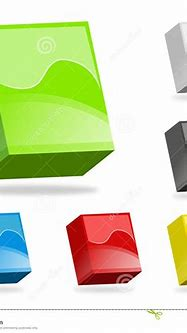 Colorful 3D Boxes Royalty Free Stock Photo - Image: 12712995