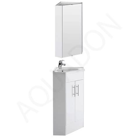 Corner Bathroom Cabinets Uk by Bathroom Corner Vanity Unit Corner Mirror Cabinet