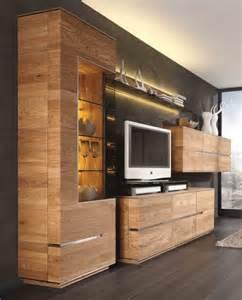 wohnzimmerwand design wohnzimmerwand wohnwand wohnzimmer asteiche eiche massiv geölt wohnzimmer komplettsets wohnwände