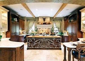30, Unique, Kitchen, Island, Designs