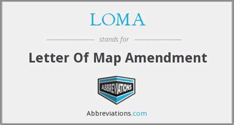 letter of map amendment loma letter of map amendment