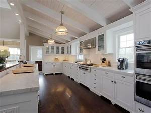 vaulted ceiling kitchen 689